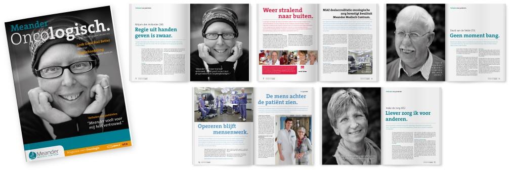 Magazines amersfoort meander medisch centrum Oncologisch