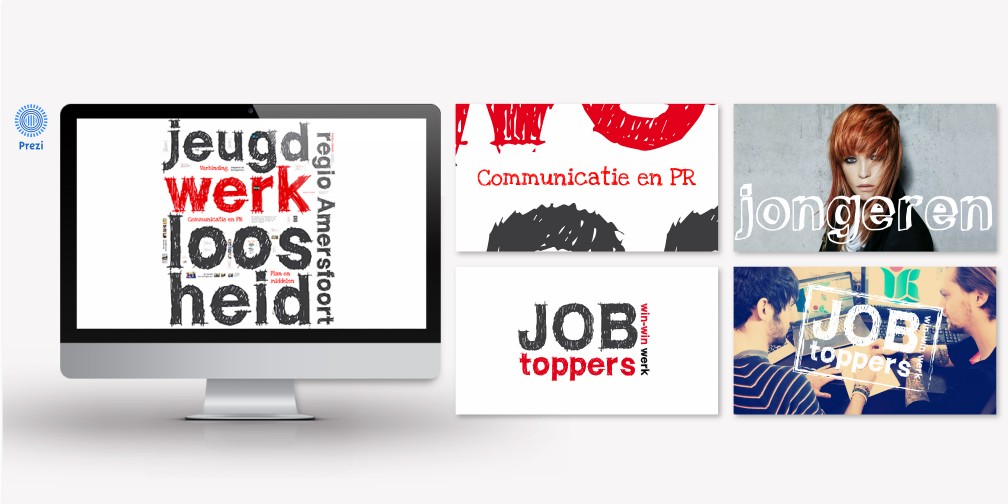 Communicatiecampagne JobToppers Prezi
