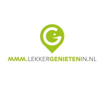 Logo-lekkergenietenin