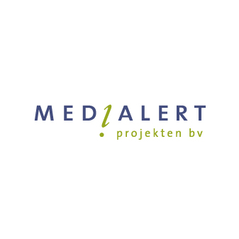 Logo-medialert-projekten
