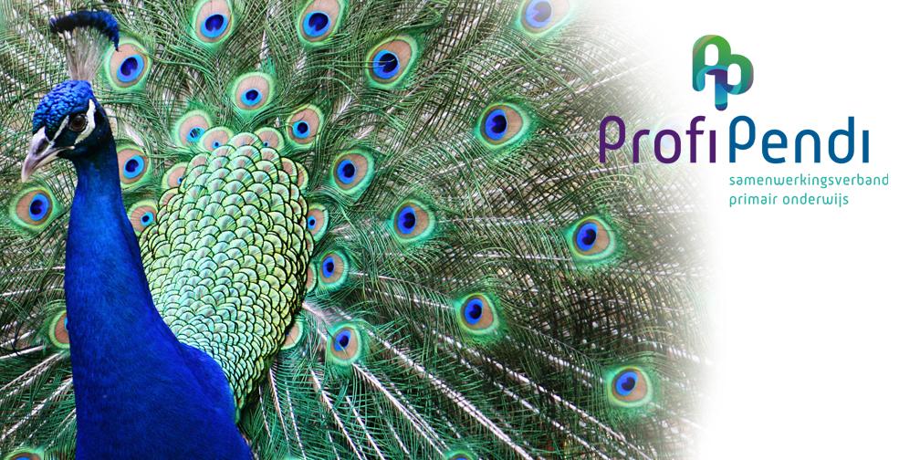 Profi Pendi nieuw logo pauw