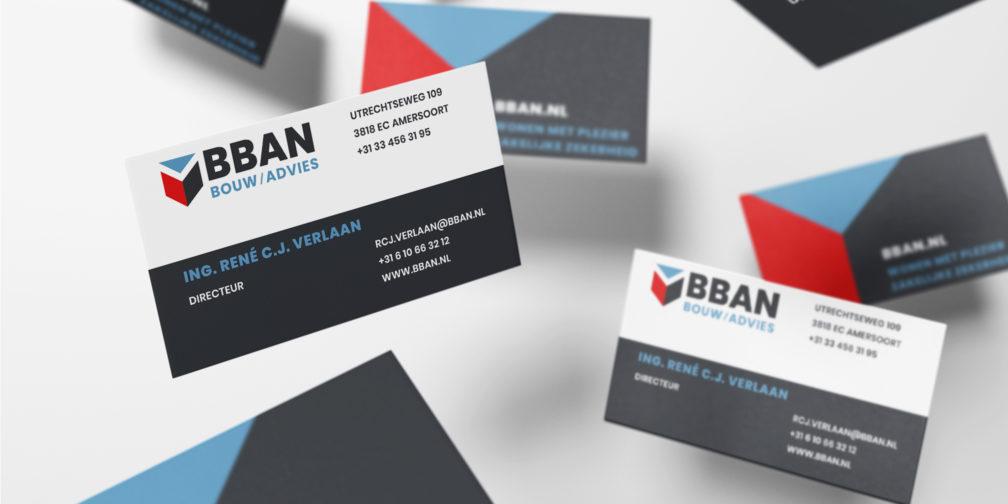 Visitekaartje Bban